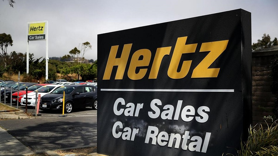 Car Rental Firm Hertz Files For Bankruptcy Protection In The USA