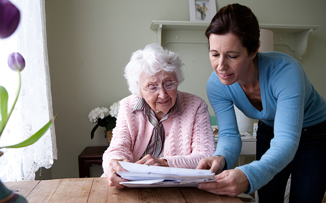 Caregivers Are Responsible For Performing Various Duties At Home