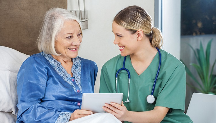 Different Types of Home Care Service Providers from Qualified Professionals