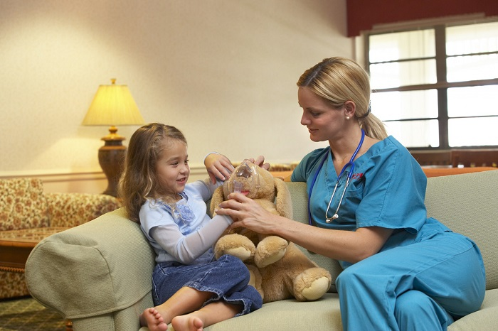 Home Care Services For Kids With Disabilities and Unmovable