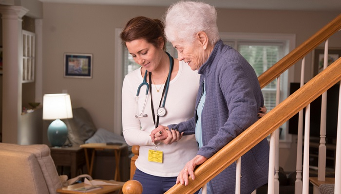 How Home Care Service Works For Elderly People In USA