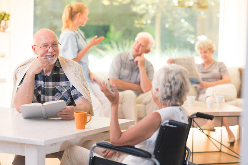 Start an Adult Day Care to Provide Healing and Fun
