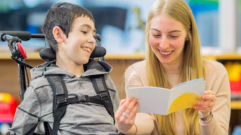 What Services Does the Home Care Provides for Kids With Disabilities